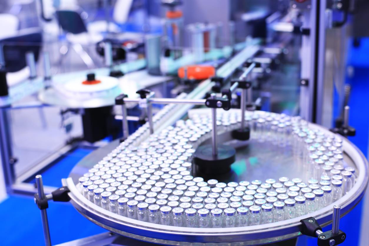 healthcare scientific experiment